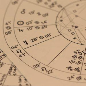 Carta natal, Estudio Bio Astral sinastría pronosticos